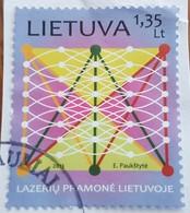 Lithuania Used Stamp 2013 - Lituania