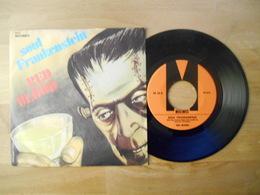 Soul Frankenstein - Red Blood - - 45 Rpm - Maxi-Single
