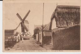 Sint Martens Lierde. Het Molenzicht. Vue Sur Le Moulin - Lierde