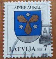 Latvia Used Stamp 2006 - Letonia