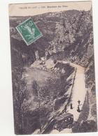 CPA - VALLEE DU LOT 1191. Rocher Du Duc - Francia