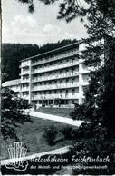 005702  Urlaubsheim Feichtenbach Der Metall Und Bergarbeitergewerkschaft  1955 - Pernitz