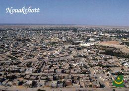 1 AK Mauretanien Mauritania * Blick Auf Die Hauptstadt Nouakchott - Luftbildaufnahme * - Mauretanien