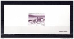 """Gravure Officielle De 2011 """" VARENGEVILLE-SUR-MER """"  N° YT 4562. Parfait état - Postdokumente"""