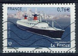 France, SS France, Ocean Liner 2015, VFU - Frankrijk