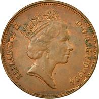 Monnaie, Grande-Bretagne, Elizabeth II, 2 Pence, 1994, TB+, Copper Plated Steel - 1971-… : Monnaies Décimales