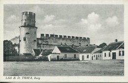 005713  Laa A. D. Thaya - Burg - Laa An Der Thaya
