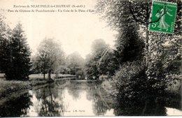 78. Neauphle Le Chateau. Parc Du Chaetau De Pontchartrain. Un Coin De La Piece D'eau - Neauphle Le Chateau