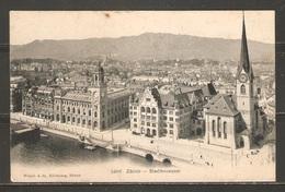Carte P ( Suisse / Zürich ) - ZH Zurich
