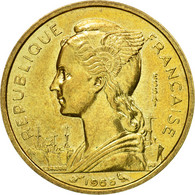 Monnaie, Côte Française Des Somalis, 10 Francs, 1965, Paris, ESSAI, SUP+ - Djibouti