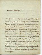AVOCAT HISTORIEN BIBLIOTHECAIRE CLAUDE XAVIER GIRAULT (AUXONNE 1764-DIJON 1823) LAS 1811 BRUNEHAUT SOCIETE ACADEMIQUE - Autographs
