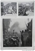 L´entrée De Gabriele D´Annunzio à Fiume - Page Original - 1919 - Historical Documents
