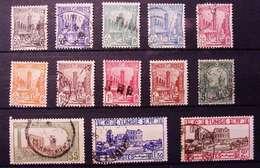 TUNISIA USATI LOTTO (K724) - Tunisia (1956-...)