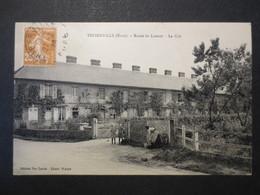 27 - Thiberville - CPA - Route De Lieurey - La Cité - édition Vve Loriot - Cliché Walter - TBE - 1929 - Rare - - Sonstige Gemeinden