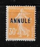 N°141**  ,neuf Sans Charnière (voir Détail) Recto/verso  Cote 80,00€ - Instructional Courses