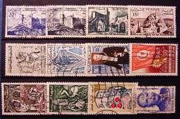 TUNISIA USATI LOTTO (K726) - Tunisia (1956-...)