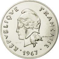 Monnaie, French Polynesia, 50 Francs, 1967, Paris, ESSAI, SUP+, Nickel, KM:E3 - Polynésie Française