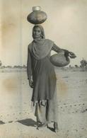 Karachi - Carte Photo - Pakistan - Type De Femme Porteuse D'Eau - Ethno Ethnic - Belle Animation - AA127 - Pakistan