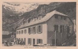 Cartolina - Alpe Veglia (Verbania - Cusio - Ossola) Albergo Lepontino - Verbania