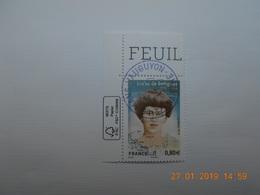 FRANCE 2018 YT N°   Louise DE BELTIGNIES 1880-1918  Beau Cachet  Rond Sur Timbre Neuf Coin De Feuille - France