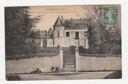 Vallières.Château De Chatigny (Vue Du Côté Sud).1923 - Fondettes