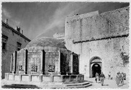 DUBROVNIK      1958 .        (VIAGGIATA) - Jugoslavia