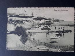 Italie - Italia - 1918 - Carte Postale De Livorno à Pisa - Ferrovia - TB - Italie