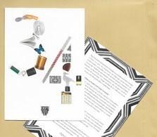 Carte Promo Perfume Card PARIS * DIPTYQUE - Cartes Parfumées