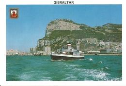 GIBRALTAR VISTA DEL PEÑON - Gibraltar