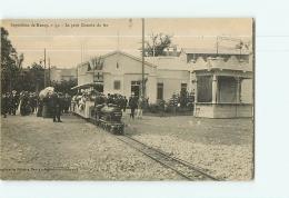 NANCY - Exposition - Le Petit Chemin De Fer - TBE -  2 Scans - Nancy