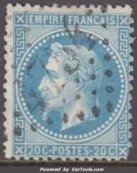 *RARE* GC 4754 (Eglisottes (les), Gironde (32)), Cote 110€ - Marcophilie (Timbres Détachés)