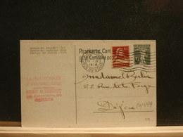 81/499  CP   SUISSE  1918 - Interi Postali