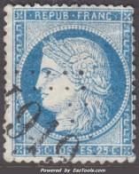 GC 4919 (Flines-lès-Râches, Nord (57)), Cote 45€ - Marcophilie (Timbres Détachés)