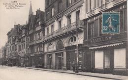 CAEN : Café Du Grand Balcon - Caen
