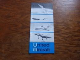 Folder Unitec Aircraft Avion Helicoptère 22p  Aviatio,n Militaire Militaria - Aviation