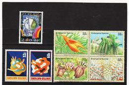 VV877 UNO NEW YORK  1996 MICHL 704/10 ** Postfrisch Siehe ABBILBUNG - New York -  VN Hauptquartier