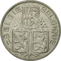 Monnaie, Belgique, Franc, 1939, TB+, Nickel, KM:120 - 1934-1945: Leopold III