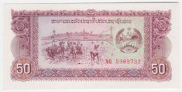 Laos P 29 - 50 Kip 1979 - UNC - Laos