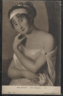 CPA - Mme RECAMIER - Tableau Mme MORIN - Edition L.L. - Femmes Célèbres