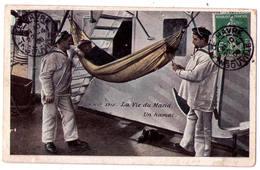 2961 - Marine De Guerre - La Vie Du Marin : Un Hamac - L.V. & Cie - N°2715 - - Guerre