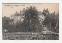 Fondettes.37.Indre Et Loire.Château De Chatigny (Côté Sud Est). - Fondettes
