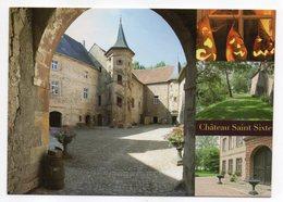 FREISTROFF--2010 --Chateau Saint-Sixte - France