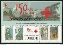 2014 - Bloc Feuillet F4910 Croix-Rouge 150 ANS N° 4910 NEUF** LUXE MNH - Blocs & Feuillets
