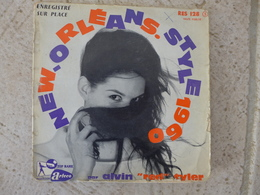 45 T - RES 128 S - New Orléans Style 1960 Par Alvin Red Tyler 19060 Snake Eyes Happy Sax Walk On Junk Village Arteco - Jazz