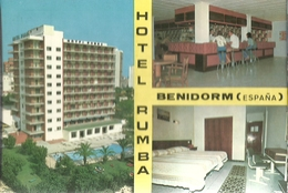 BENIDORM HOTEL RUMBA - Hoteles & Restaurantes
