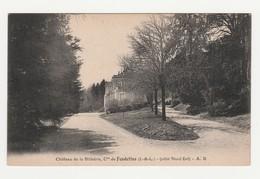 Château De La Billetrie,Cne De Fondettes (côté Nord Est).37.Indre Et Loire. - Fondettes