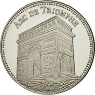 France, Médaille, Les Plus Beaux Trésors Du Patrimoine De France, Arc De - France