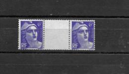 720 ** Y &  Marianne De Gandon Avec Pont  26/60 - 1945-54 Marianne De Gandon