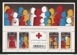 2013 - Bloc Feuillet F4819 Croix-Rouge Solidarité N° 4819 NEUF** LUXE MNH - Blocs & Feuillets
