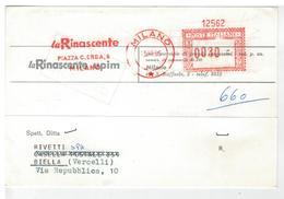 Cartolina Commerciale Milano - La Rinascente Upim - Milano